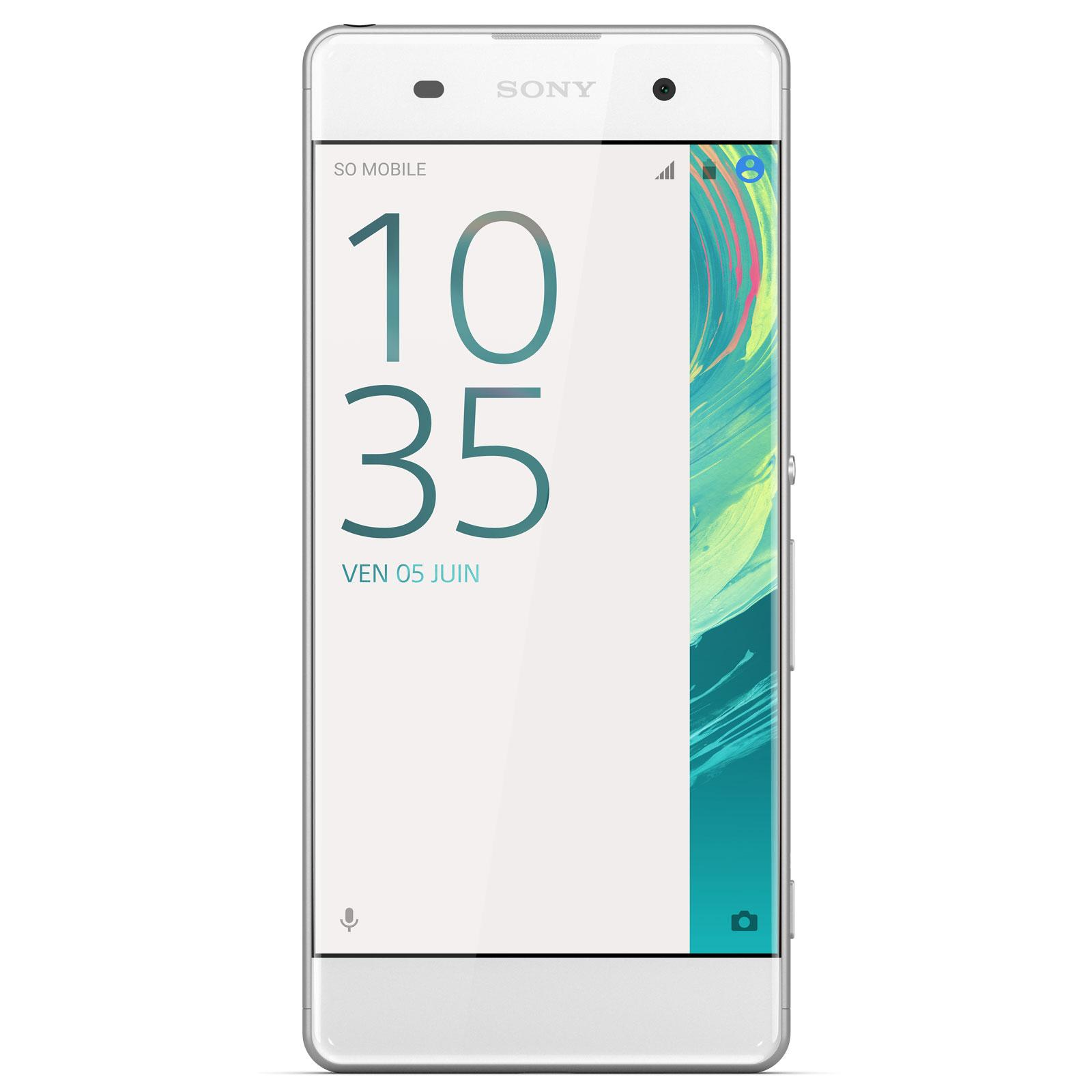 Sony Xperia XA - 16 Go - Blanc - Débloqué