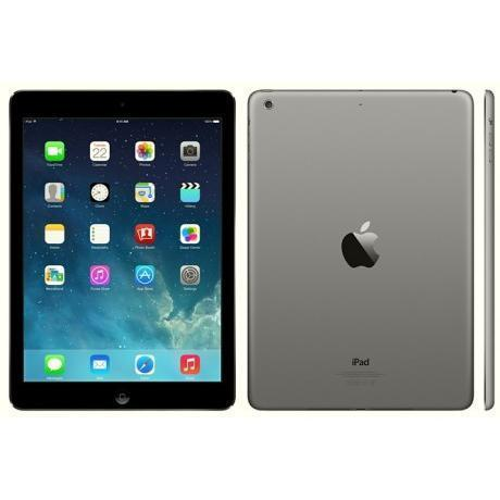 iPad Air 16 GB - Spacegrau - Wlan