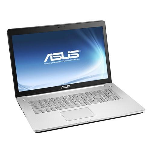 "Asus N750JK-T4067H 17,3"" i7-4700HQ 2,4 GHz  - HDD 500 Go - RAM 6 Go - QWERTY"