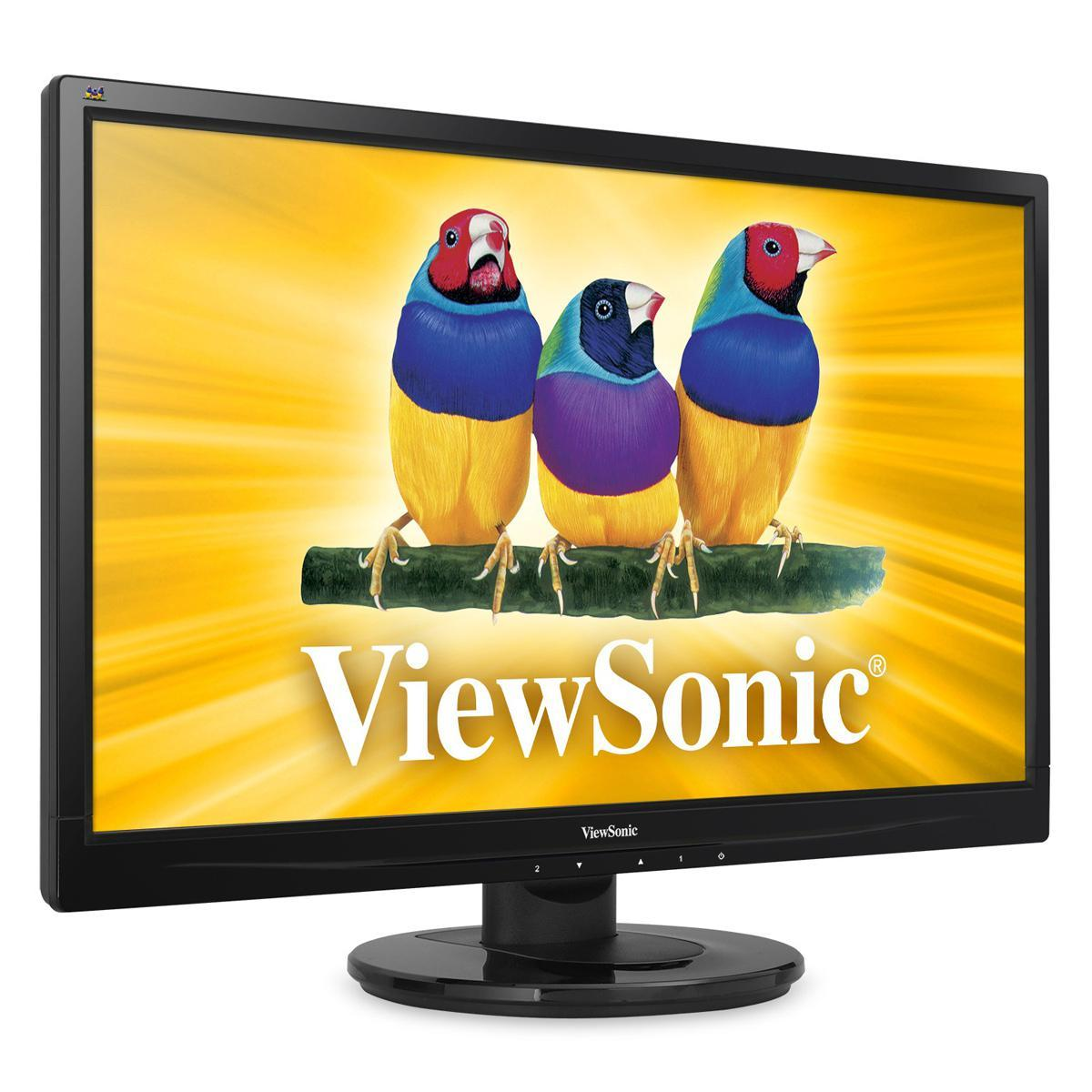"ViewSonic - Moniteur TFT 20"" VA2246-LED"