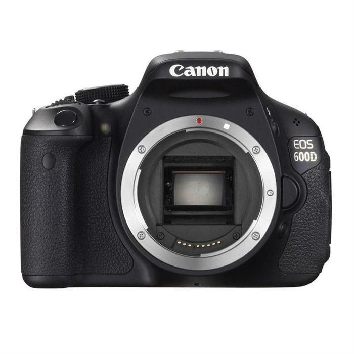 Reflex - Canon EOS 60D Boîtier nu