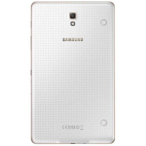 """Samsung Galaxy Tab S SM-T705 - 8.4"""" 16 Go - 4G - Blanc"""