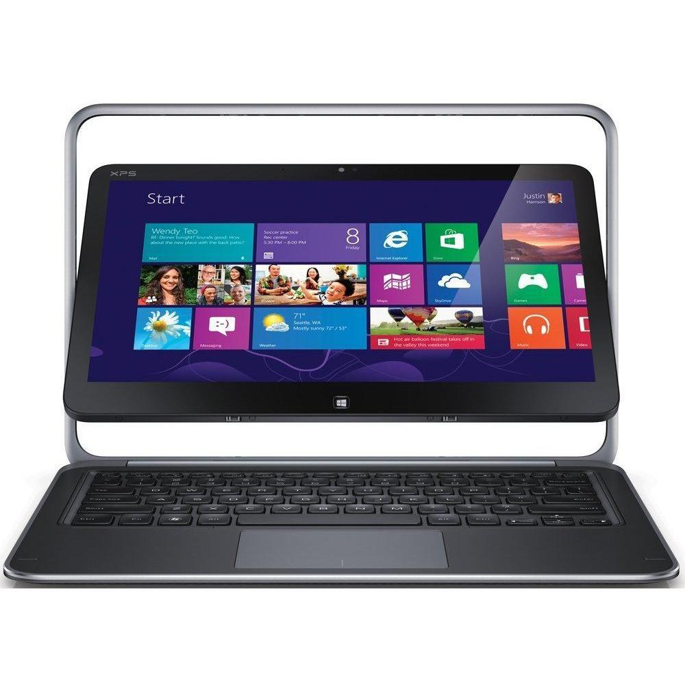 """Dell XPS Carbon 12 CWF-01534 12,5""""  2 GHz  - 256 Go HDD + SSD - RAM 8 Go - QWERTY"""