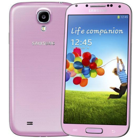 Samsung Galaxy S4 16 Go i9505 4G - Rose - Débloqué