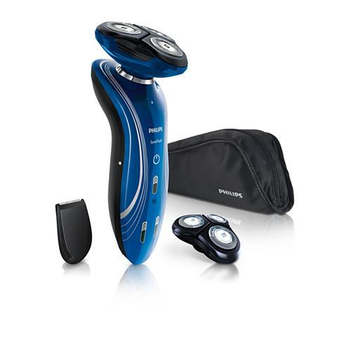 Philips - Rasoir électrique rasage à sec ou sous l'eau RQ1155/82