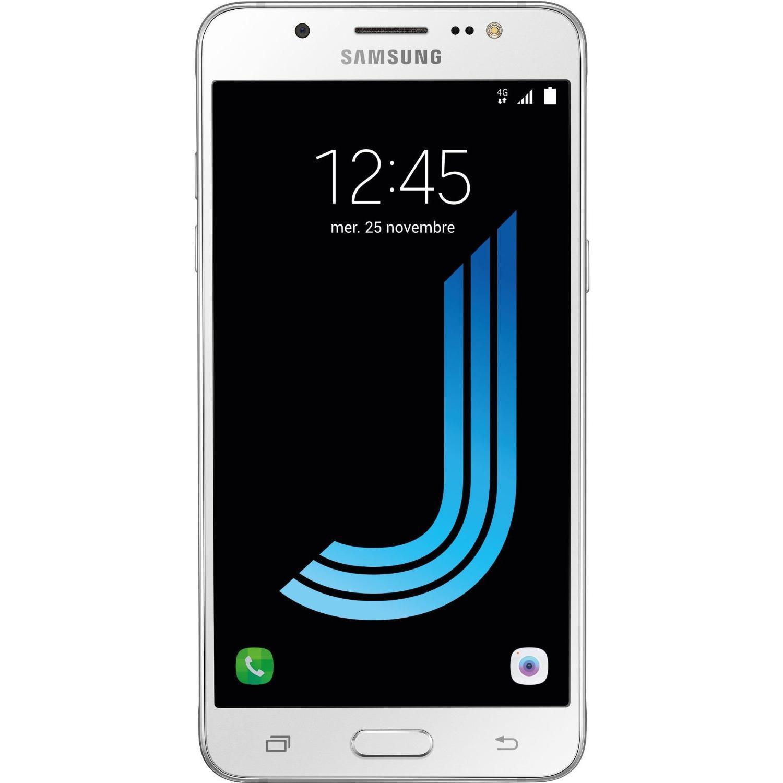 Samsung Galaxy J5 (2016) 16 Go - Blanc - Débloqué