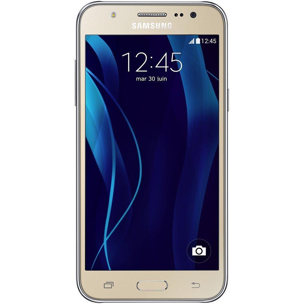Samsung Galaxy J5 8 Go - Or - Débloqué