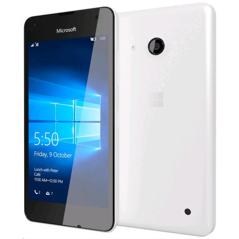 Microsoft Lumia 550 8 Go - Blanc - Débloqué