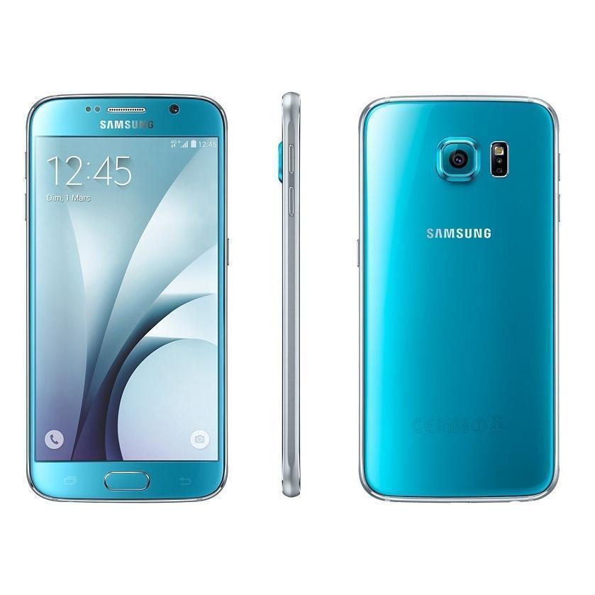 Samsung Galaxy S6 Edge Plus 32 Go G928 4G - Bleu - Débloqué