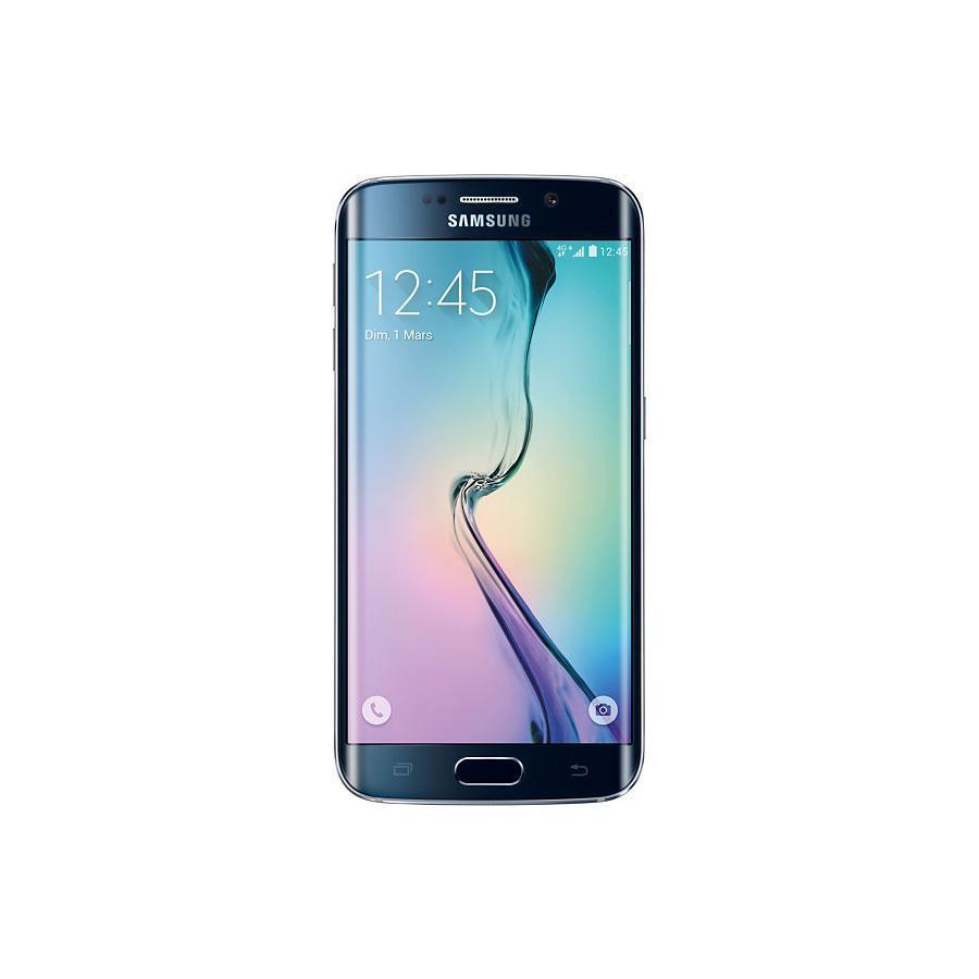 Galaxy S6 Edge 32GB G925 - Schwarz - Ohne Vertrag