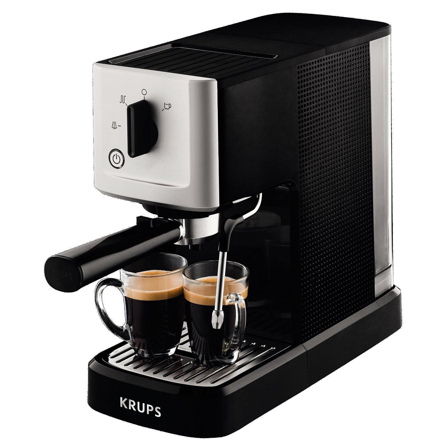 Krups - XP3440 - Machine Espresso 15 bars - Noir