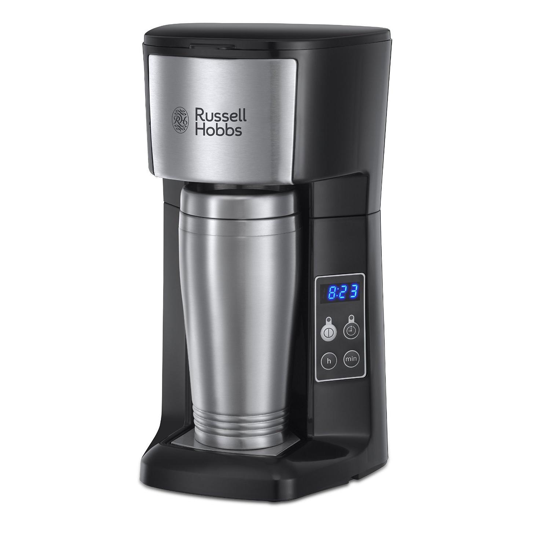 Russell hobbs - 22630 - Cafetière Brew N Go à dosette ou café moulu