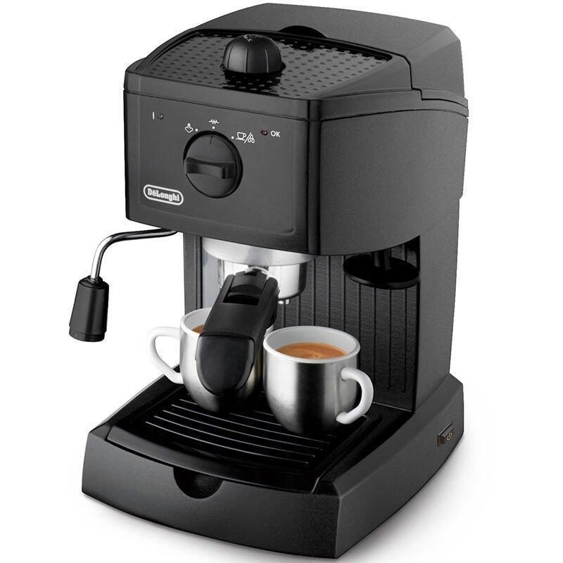 Delonghi - EC146B - Machine à cafe Solo expresso et cappuccino 1100 W - Noir