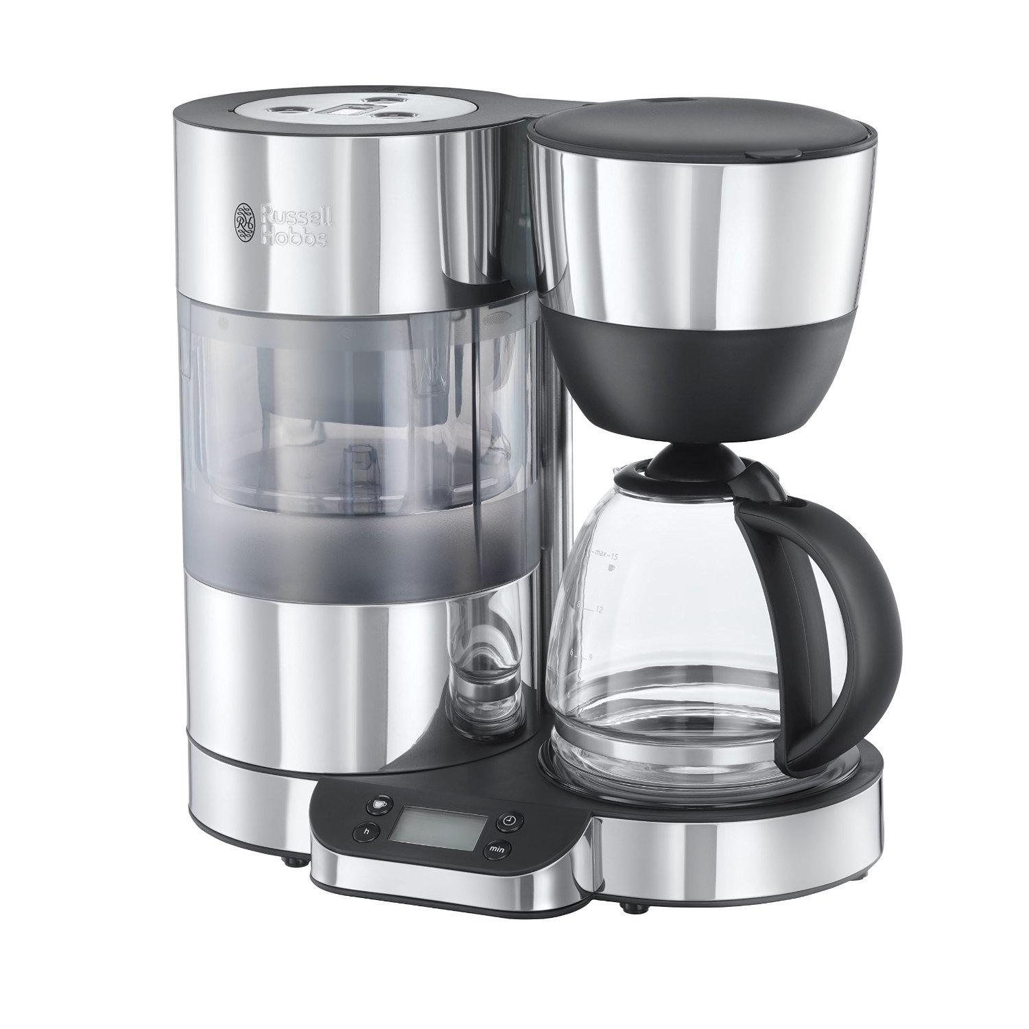Russell hobbs - 20770 - Cafetière Clarity 1,25L 950 W