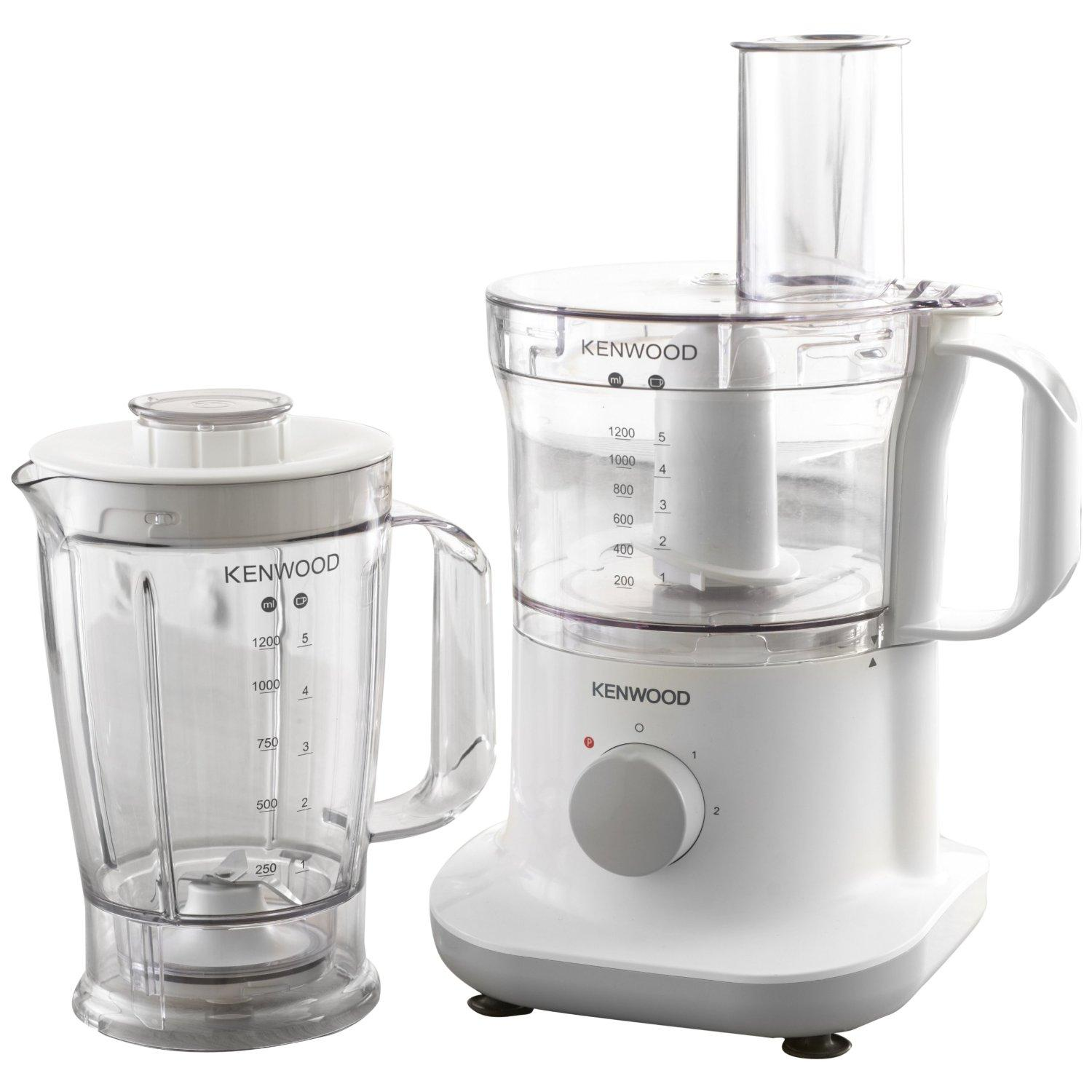 Kenwood - FPP230 - Robot Multifonctions Compact True 750 W