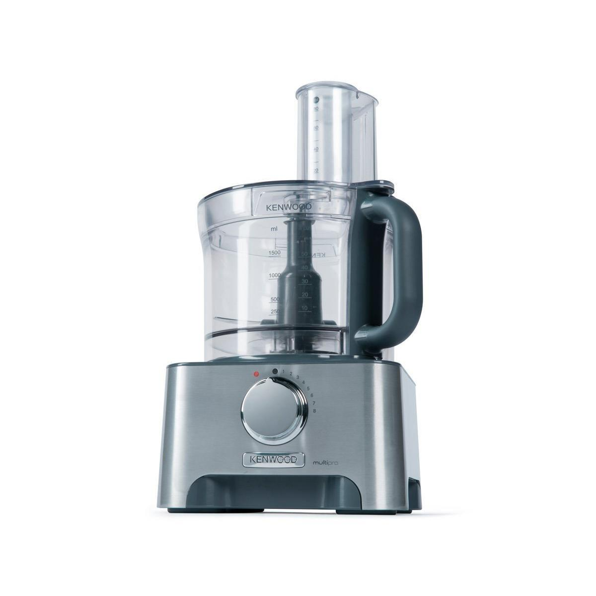 Kenwood - FDM780BA - Mixeur Multipro Compact 1000 W