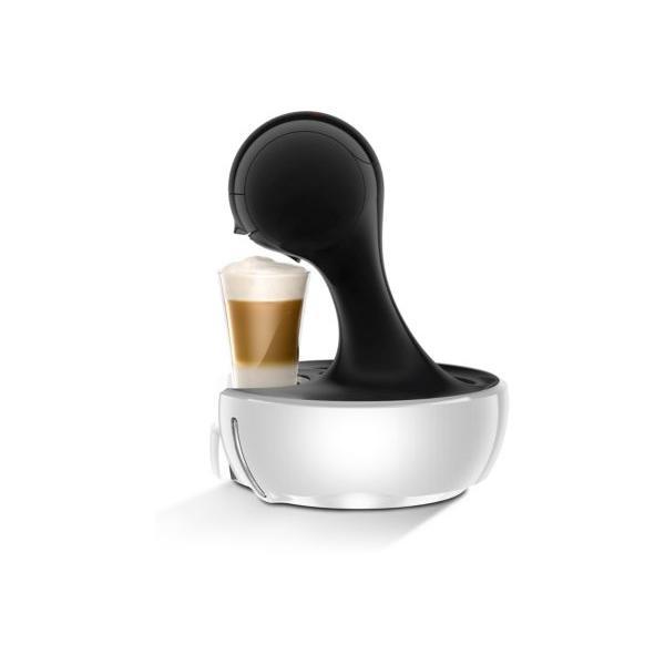 Cafetière à dosettes KRUPS DROP YY2500FD Blanc