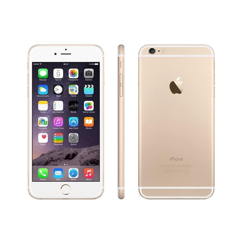 iPhone 6s Plus 16GB - Gold - Ohne Vertrag