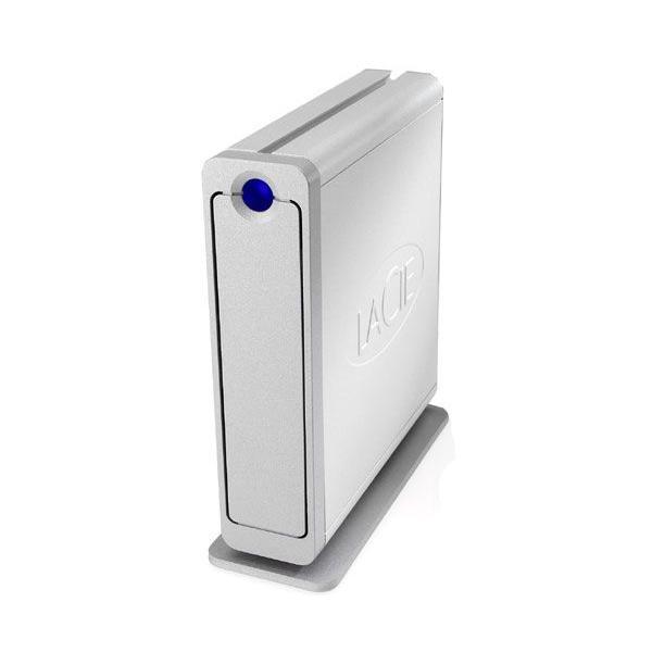 "LaCie d2 Quadra - Disque dur externe 3,5"" - FireWire400/800 - USB - eSATA - 500Go"