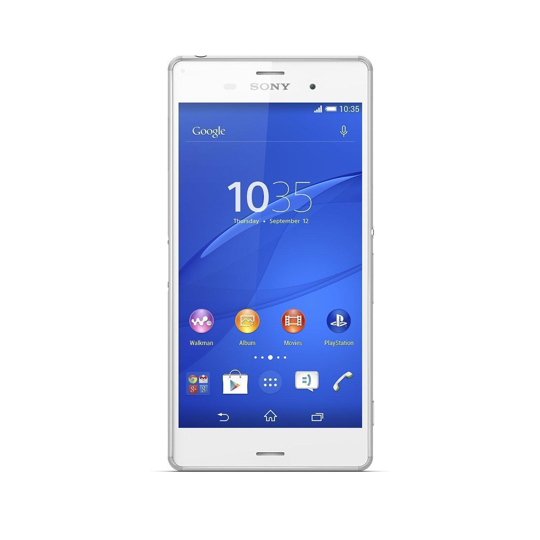 Sony Xperia Z3 16 Go 4G  - Blanc - Débloqué