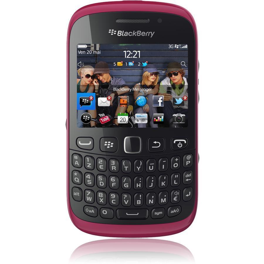BlackBerry Curve 9320 - Violeta - Libre