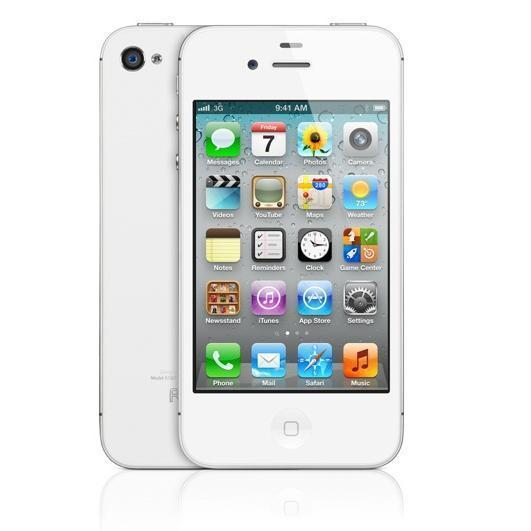 iPhone 4 32 Go - Blanc - SFR