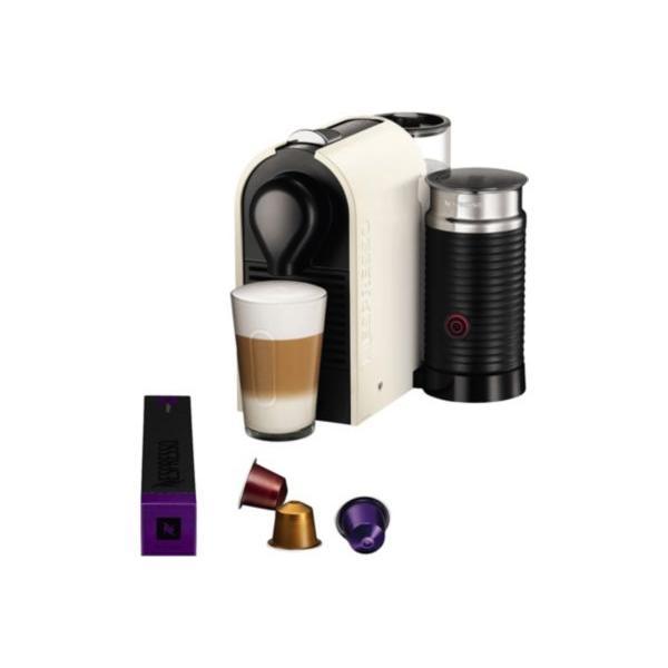 Nespresso KRUPS UMilk YY1310FD CREME PUR