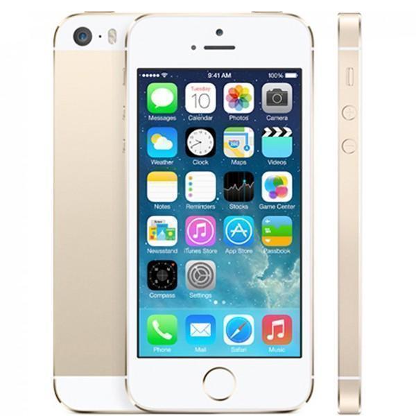 iPhone 5s 16GB - Gold - Ohne Vertrag