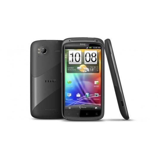 HTC Sensation - Noir- Débloqué