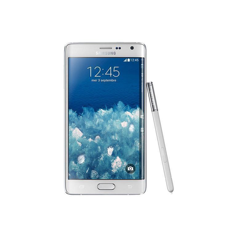 Samsung Galaxy Note Edge 32GB Weiß - Ohne Vertrag