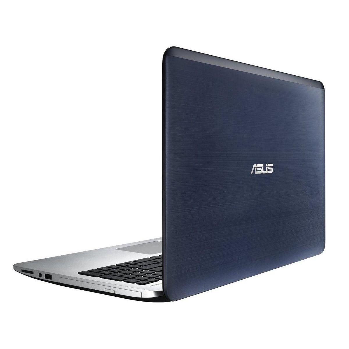 Asus R556LN-DM439H -  2,4  à 3  GHz - HDD 1000 Go - RAM 8 Go - AZERTY
