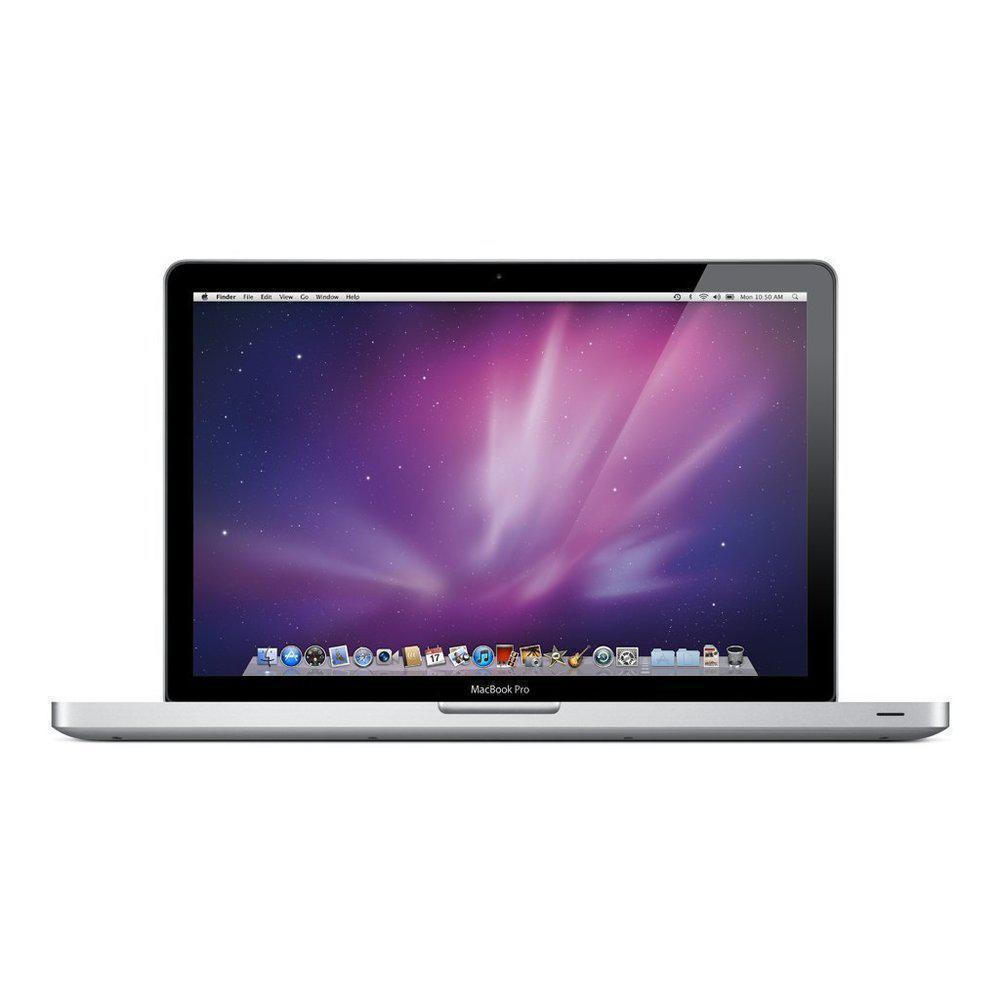 """MacBook Pro 13,3"""" (2010) - Core 2 Duo - 8GB - HDD 250 GB QWERTY - Anglická (US)"""