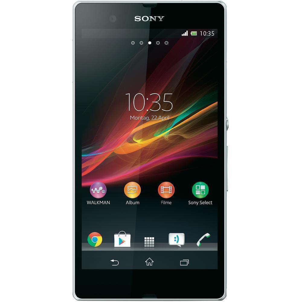 Sony Xperia Z 16 Go - Noir - Débloqué