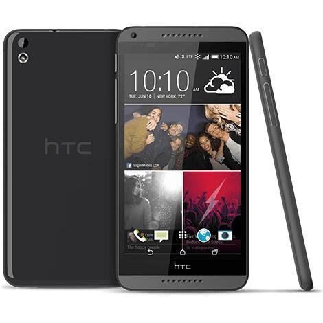 HTC 816 8 Go - Gris - Débloqué