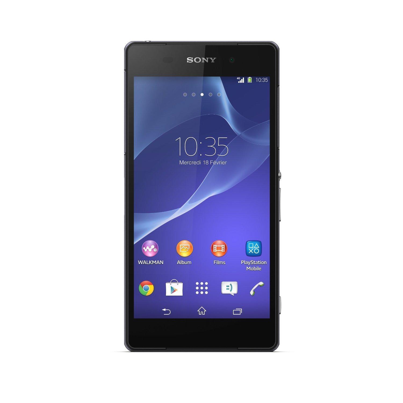 Sony Xperia Z2 16 Go - Noir - Bloqué SFR