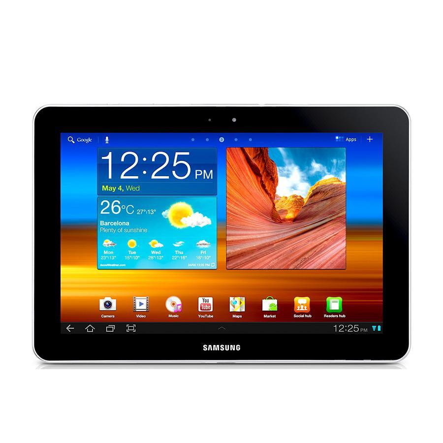 """Samsung Galaxy Tab 2 GT-P5110 - 10.1"""" 16 Go - 3G - Noir"""