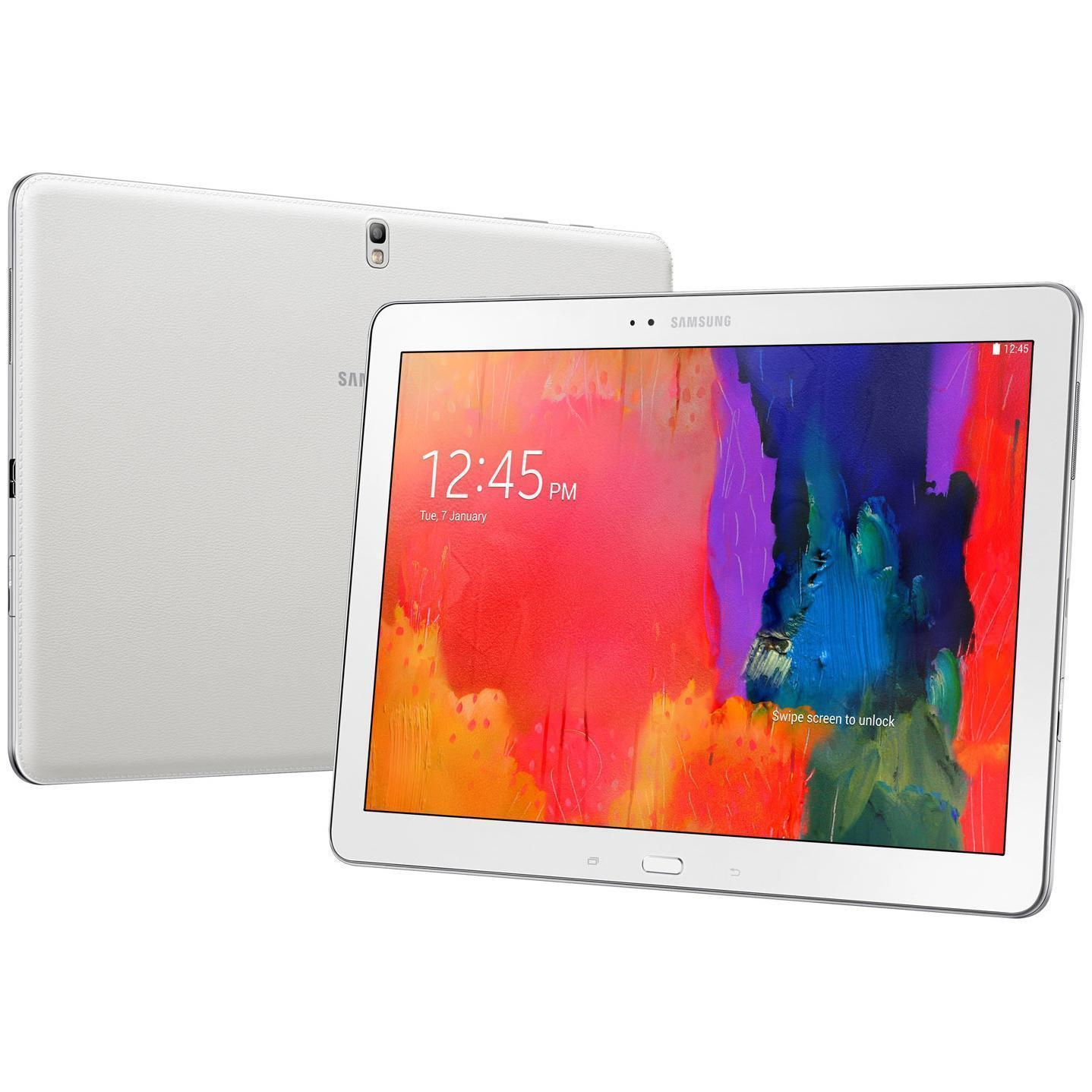 """Samsung Galaxy Tab Pro - 10,5"""" 16 Go -  - Blanc"""