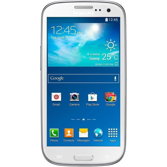 Samsung Galaxy S3 Neo - 16 Go - Blanc - Débloqué