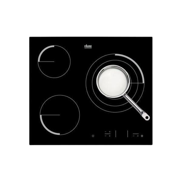 Table de cuisson vitrocéramique FAURE FEV6332FBA