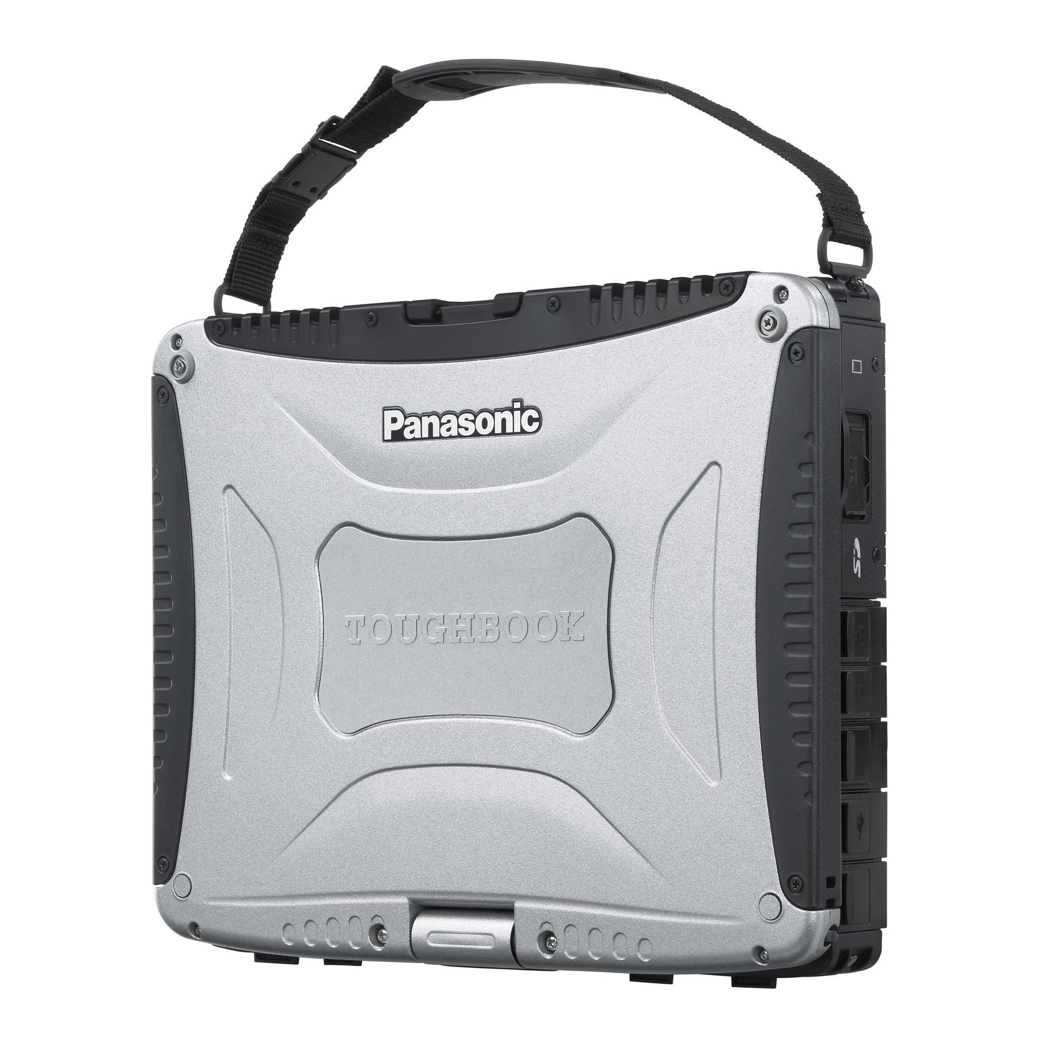 """Panasonic CF-19 MK3 10"""" U9300 Ultra Low Voltage 1.2 GHz  - SSD 128 Go - RAM 3 Go"""