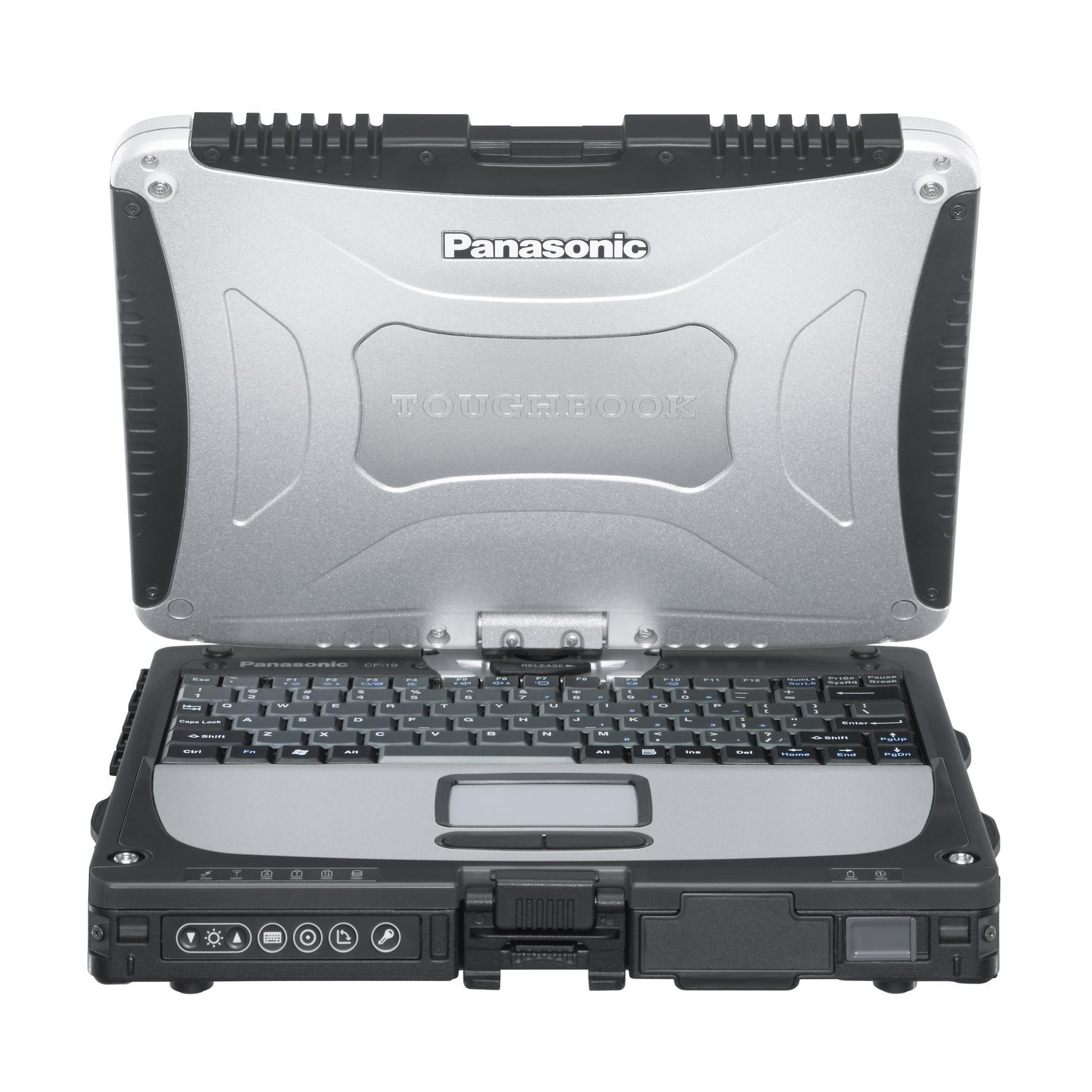 Panasonic CF-19 MK3 - U9300 - HDD 128Go SSD - RAM 3 Go - AZERTY