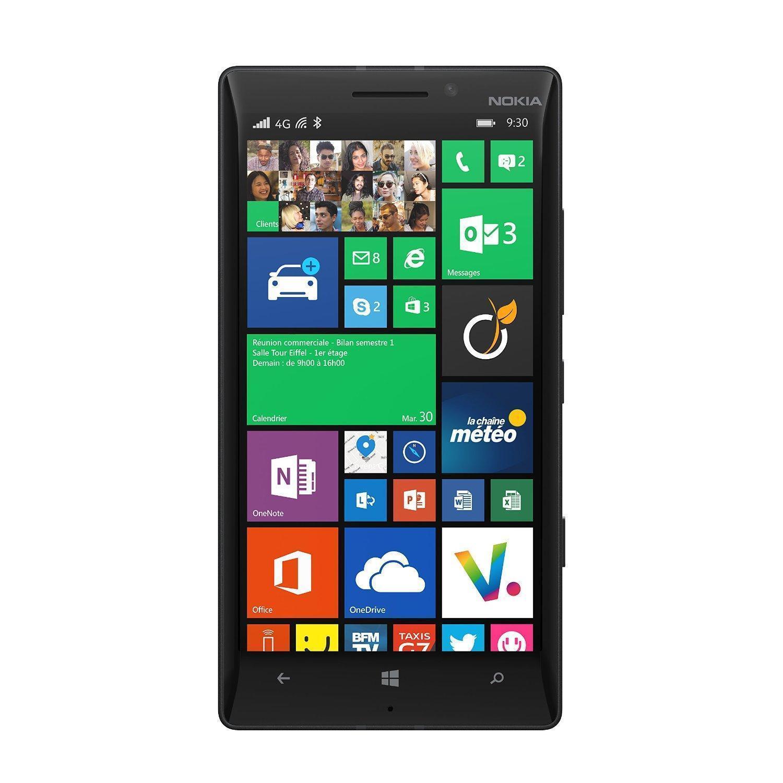Nokia Lumia 930 32 GB Schwarz - Ohne Vertrag