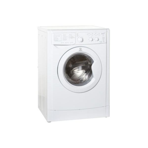 Lave Linge Séchant Frontal INDESIT IWDC7145 -