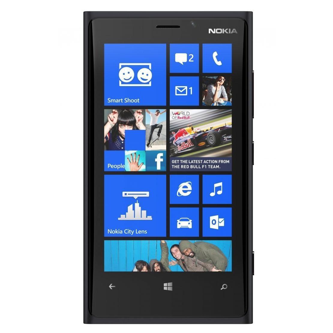 Nokia Lumia 920 - Schwarz - Ohne Vertrag
