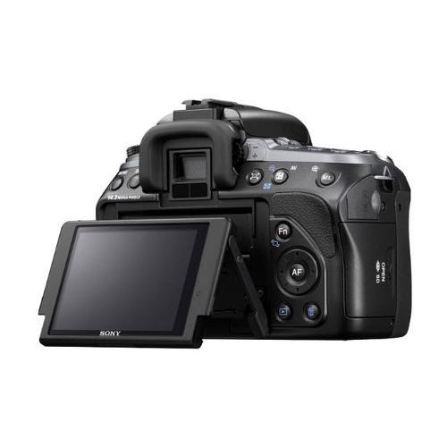 Sony Alpha 550 Nu (DSLR-A550)