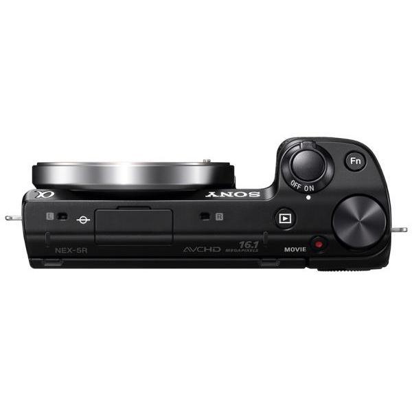 Hybride - Sony Alpha NEX-7 Nu - Noir