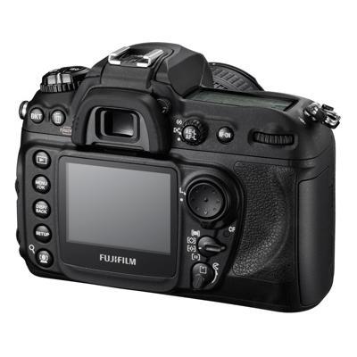 Reflex - Fujifilm FinePix 5S Pro Nu - Noir