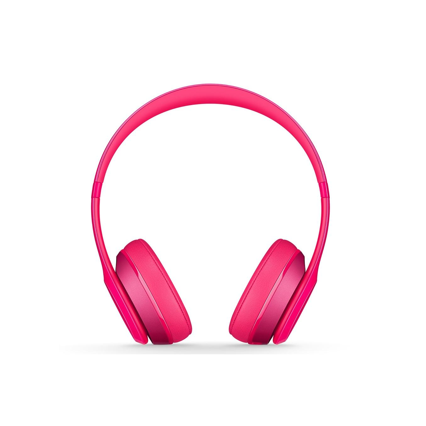 Casque Beats Solo 2 - Rose