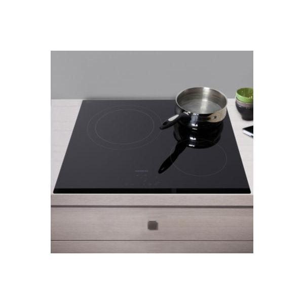 Table de cuisson - vitrocéramique 3 foyers - SIEMENS ET631BK17E