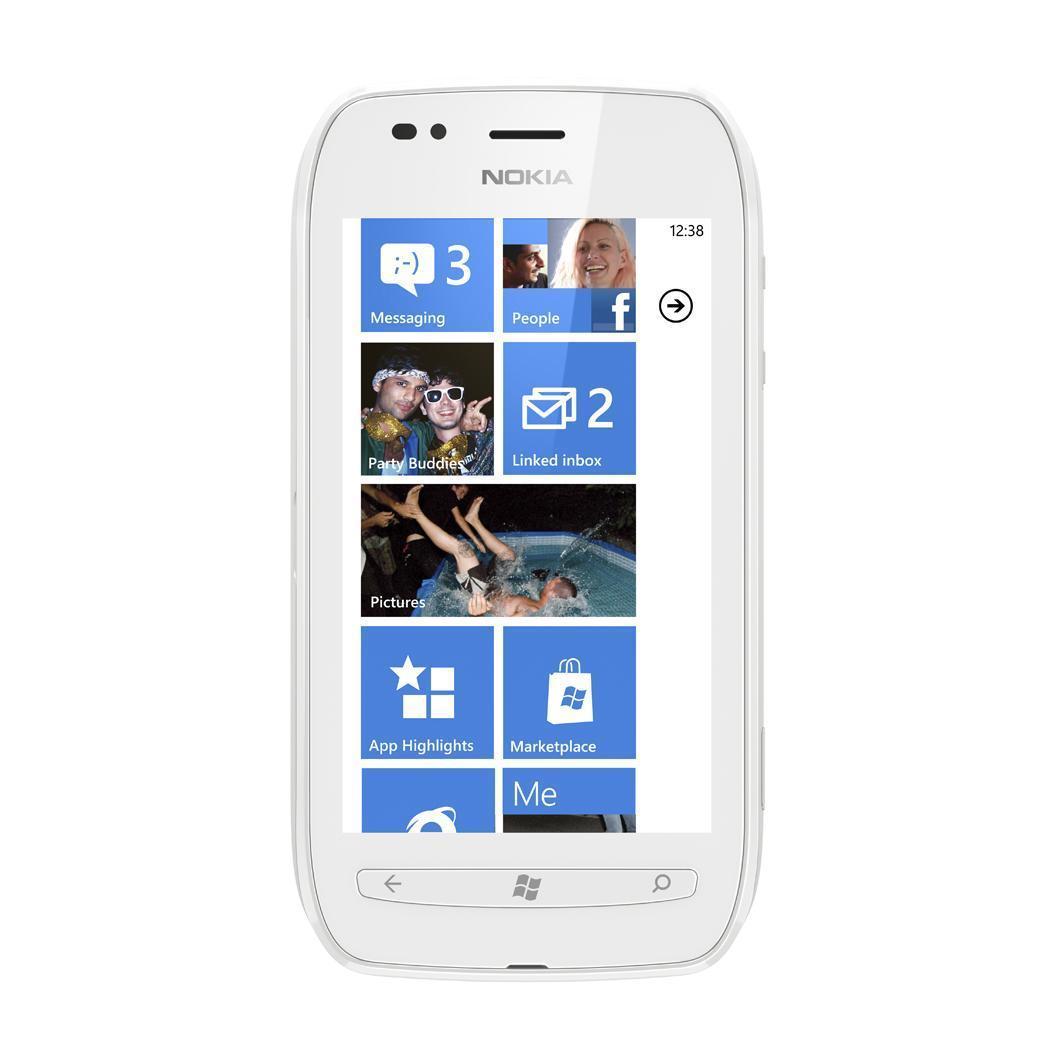 Nokia Lumia 710 - Blanco - Libre